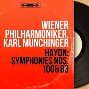 Wiener Philharmoniker, Karl Münchinger 歌手頭像