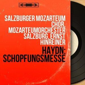 Salzburger Mozarteum Chor, Mozarteumorchester Salzburg, Ernst Hinreiner 歌手頭像