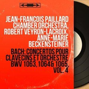 Jean-François Paillard Chamber Orchestra, Robert Veyron-Lacroix, Anne-Marie Beckensteiner 歌手頭像