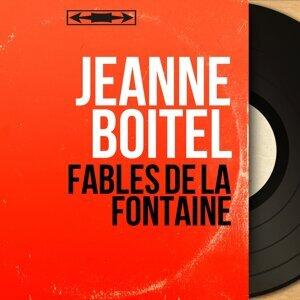 Jeanne Boitel アーティスト写真