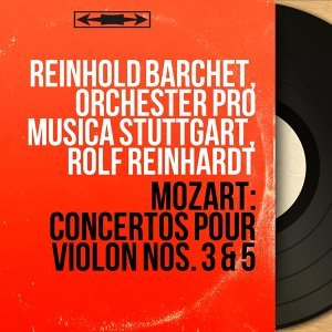 Reinhold Barchet, Orchester Pro Musica Stuttgart, Rolf Reinhardt 歌手頭像