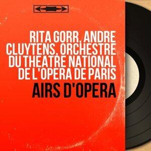 Rita Gorr, André Cluytens, Orchestre du Théâtre national de l'Opéra de Paris 歌手頭像