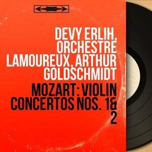 Devy Erlih, Orchestre Lamoureux, Arthur Goldschmidt 歌手頭像