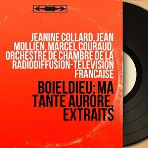 Jeanine Collard, Jean Mollien, Marcel Couraud, Orchestre de chambre de la Radiodiffusion-télévision française アーティスト写真