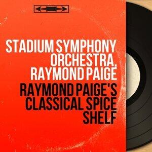 Stadium Symphony Orchestra, Raymond Paige アーティスト写真