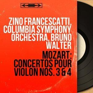 Zino Francescatti, Columbia Symphony Orchestra, Bruno Walter 歌手頭像