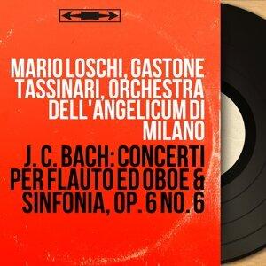 Mario Loschi, Gastone Tassinari, Orchestra dell'Angelicum di Milano 歌手頭像