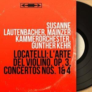 Susanne Lautenbacher, Mainzer Kammerorchester, Günther Kehr アーティスト写真
