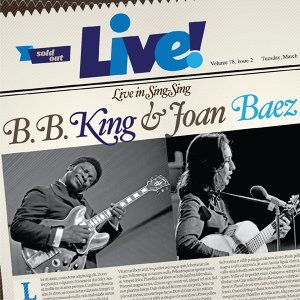 B.B. King, Joan Baez 歌手頭像