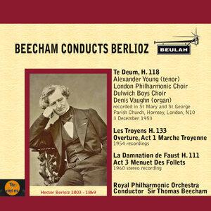 Sir Thomas Beecham, Royal Philharmonic Orchestra 歌手頭像