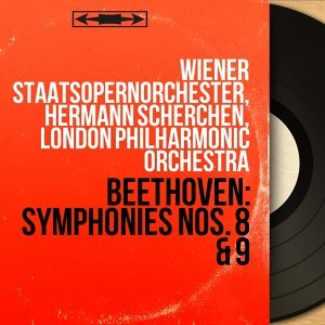 Wiener Staatsopernorchester, Hermann Scherchen, London Philharmonic Orchestra アーティスト写真