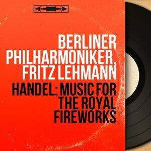 Berliner Philharmoniker, Fritz Lehmann 歌手頭像