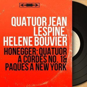 Quatuor Jean Lespine, Hélène Bouvier 歌手頭像