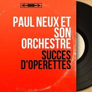 Paul Neux et son orchestre 歌手頭像