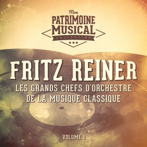 Fritz Reiner, Chicago Symphony Orchestra アーティスト写真