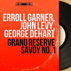 Erroll Garner, John Levy, George DeHart アーティスト写真