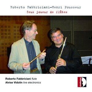 Roberto Fabbriciani, Alvise Vidolin 歌手頭像