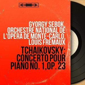 György Sebök, Orchestre national de l'Opéra de Monte-Carlo, Louis Frémaux アーティスト写真