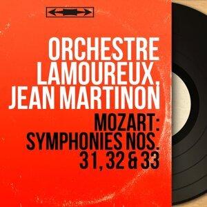 Orchestre Lamoureux, Jean Martinon 歌手頭像