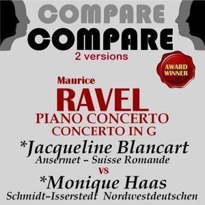 Jacqueline Blancard, Monique Haas 歌手頭像