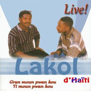 Lakol d'Haïti 歌手頭像
