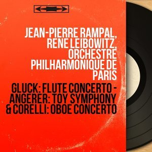 Jean-Pierre Rampal, René Leibowitz, Orchestre philharmonique de Paris 歌手頭像