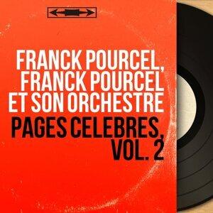 Franck Pourcel, Franck Pourcel et son orchestre アーティスト写真