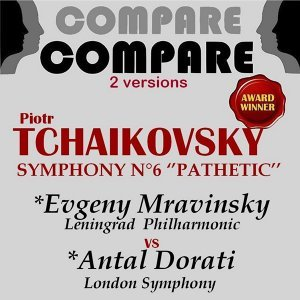 Evgeny Mravinsky, Antal Dorati 歌手頭像