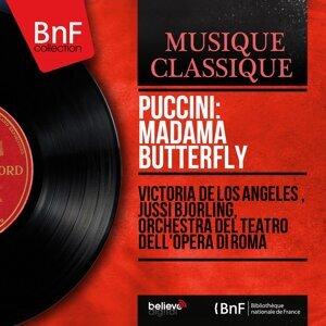 Victoria de Los Angeles , Jussi Björling, Orchestra del Teatro dell'opera di Roma 歌手頭像
