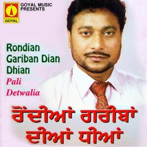 Pali Detwaliaa 歌手頭像