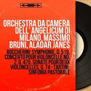 Orchestra da camera dell' Angelicum di Milano, Massimo Bruni, Aladar Janes 歌手頭像