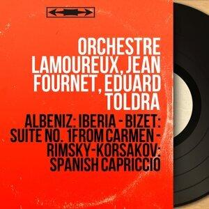 Orchestre Lamoureux, Jean Fournet, Eduard Toldrà アーティスト写真