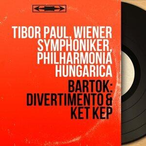 Tibor Paul, Wiener Symphoniker, Philharmonia Hungarica 歌手頭像