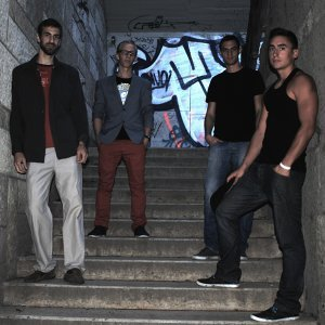 Tamás Balogh Quartet アーティスト写真