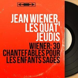 Jean Wiéner, Les Quat' Jeudis 歌手頭像