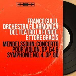 Franco Gulli, Orchestra Filarmonica del Teatro La Fenice, Ettore Gracis 歌手頭像