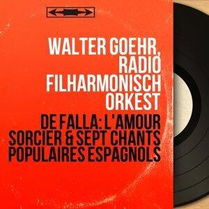 Walter Goehr, Radio Filharmonisch Orkest 歌手頭像