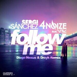 Sergi Sanchez, 4Noize 歌手頭像