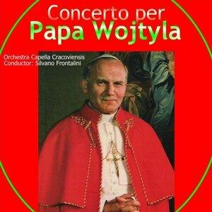 Orchestra Capella Cracoviensis, Silvano Frontalini アーティスト写真