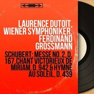 Laurence Dutoit, Wiener Symphoniker, Ferdinand Grossmann 歌手頭像