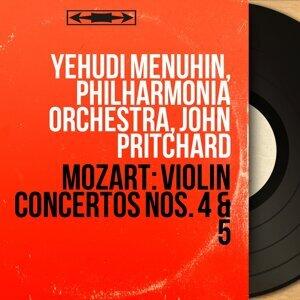 Yehudi Menuhin, Philharmonia Orchestra, John Pritchard 歌手頭像
