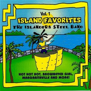 The Island Caribbean Steel Band