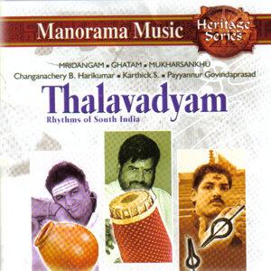 Changanachery B. Harikumar & Karthick S. & Payyanur Govindaprasad 歌手頭像