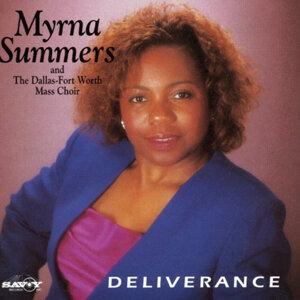 Myrna Summers & The Dallas-Fort Worth Mass Choir アーティスト写真