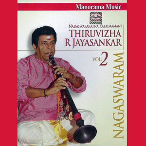 Thiruvizha Jayashankar アーティスト写真