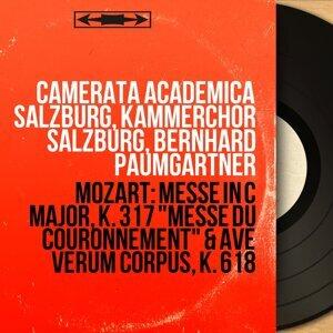 Camerata Academica Salzburg, Kammerchor Salzburg, Bernhard Paumgartner 歌手頭像