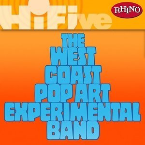 The West Coast Pop Art Experimental Band Artist photo