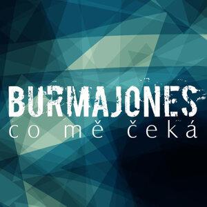 Burma Jones アーティスト写真