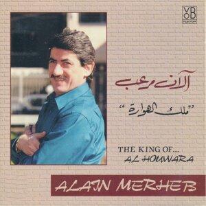 Alain Merheb 歌手頭像