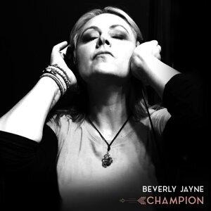 Beverly Jayne アーティスト写真